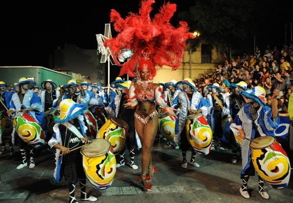 Desfile de las Llamadas