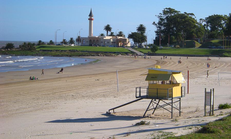 Playa del Buceo