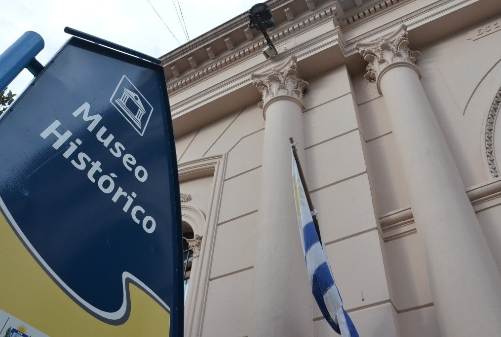 Fachada Museo Histórico de Paysandú
