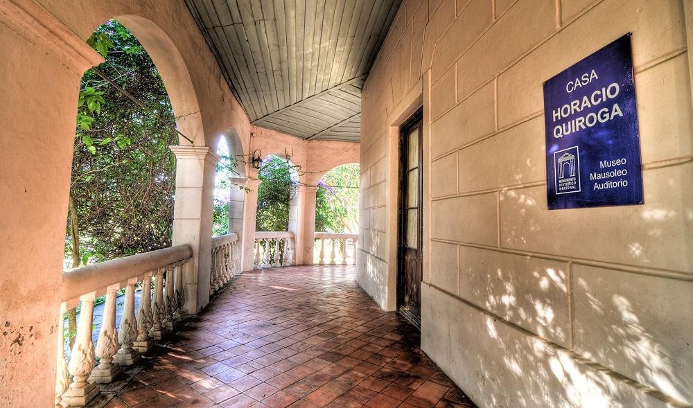 Entrada Casa Horacio Quiroga