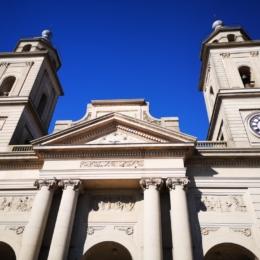 Frente de Catedral De san José de Mayo